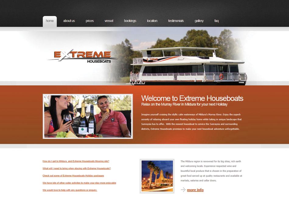 Extreme Houseboats